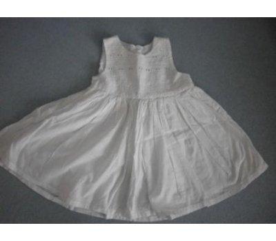 Bílé šatičky Tiny Ted