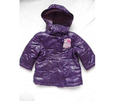 Dívčí zimní bunda Lupilu