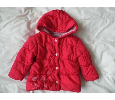 Dívčí zimní bunda F&F