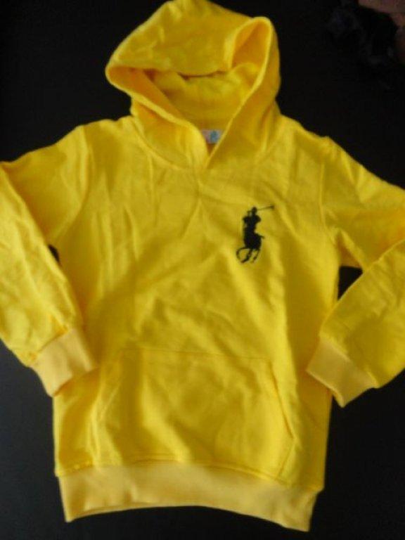 2c1c9026e52 Chlapecká mikina. Žlutá ...
