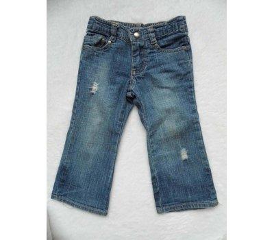 Dívčí jeansy