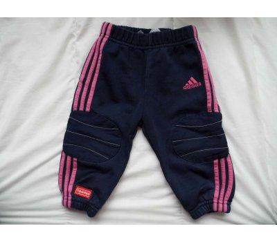 Dívčí tepláky Adidas