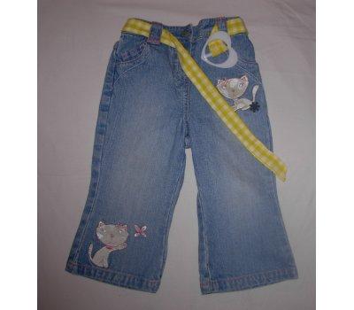 Dívčí jeansy Next