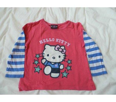 Dívčí triko Hello Kitty