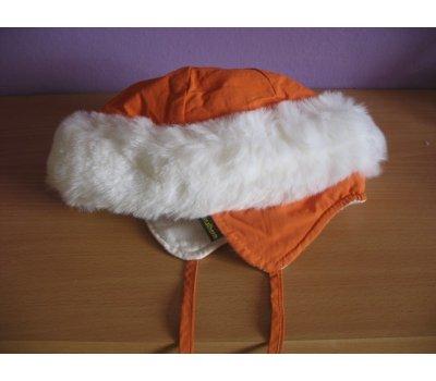 Dětská zimní čepice Klimatherm (1-2 roky)