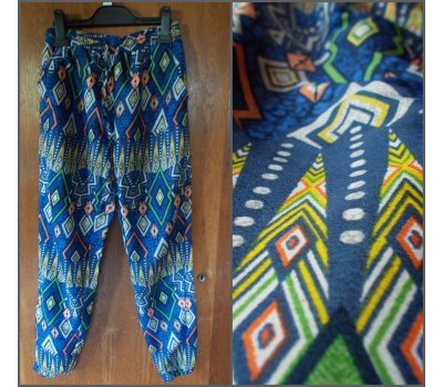 Harémové kalhoty Terranova