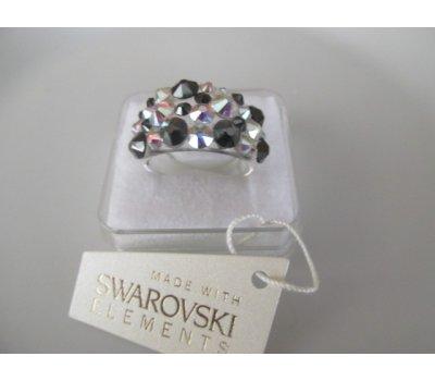SWAROVSKI prsten BUBLE-silný