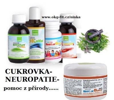 Cukrovka-neuropatie