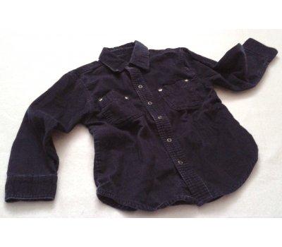 Chlapecká košile, vel. 110