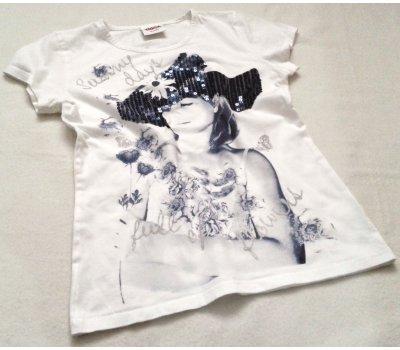 Dívčí tričko, vel. 146/152 Yigga