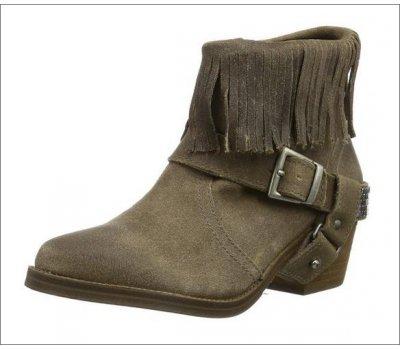 Steve Madden dámské kožené boty 37