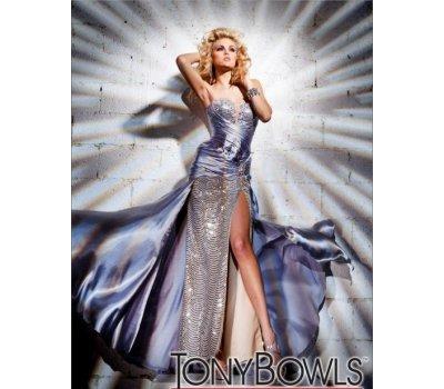Nádherné šaty 2 TONY BOWLS