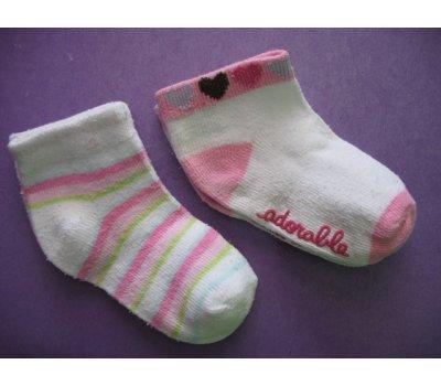 Dětské ponožky 2 ks