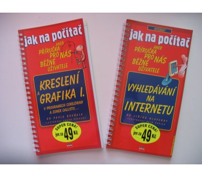 Brožura Jak na počítač