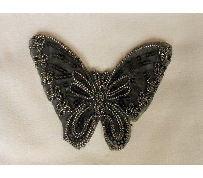 Nažehlovačka motýl s filtry