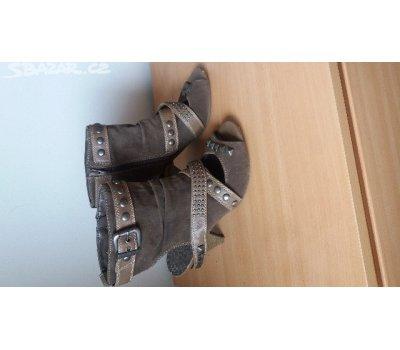 Slušivé boty Graceland