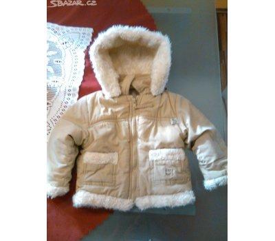 Zimní teplá bunda Bunny