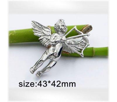 Přívěsek Anděla z chirurgické oceli