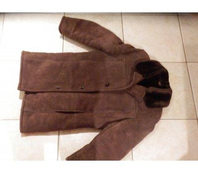 Pánský kabát dubenák