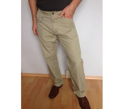 Pánské béžové kalhoty Nordblanc, vel. L