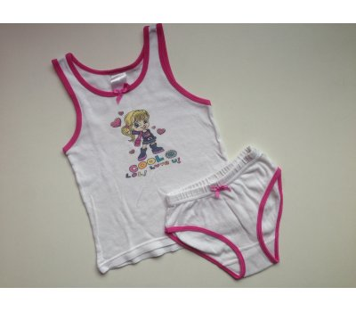 Dívčí spodní prádlo (3 - 4 roky)