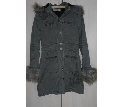204 - kabát Kenvelo