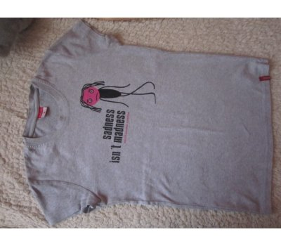 Dívčí tričko krátký rukáv