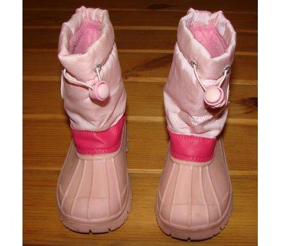 0323 Dětské sněhule Disney