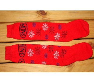 0325 Dámské ponožky-teplé