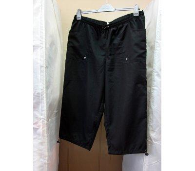 0488 Dámské 3/4 šusťákové kalhoty