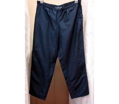489 Pánské šustˇákové kalhoty,tepláky,z rozepínacím zipem po celé boční délce