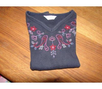 0574 holčičí triko T DESIGNED