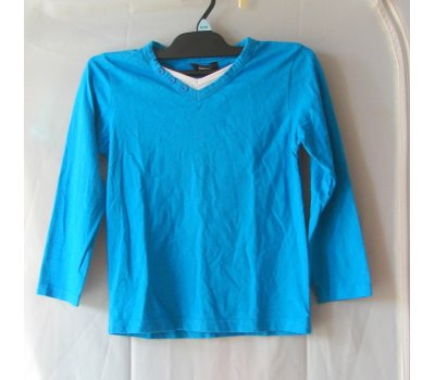 0575 modrá mikina George