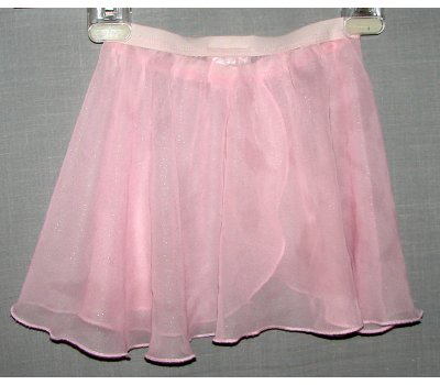 01122 růžová sukýnka vhodná na karneval