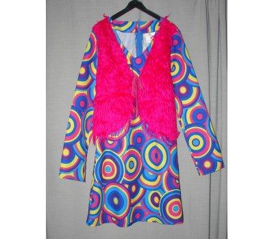 01130 Dívčí karnevalový kostým