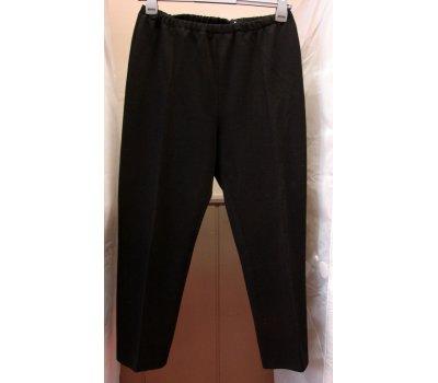 01099 Dámské kalhoty úpletové do gumy
