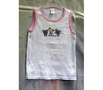 01212 Dívčí tričko