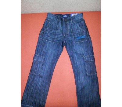 Chlapecké jeansy Lupilu