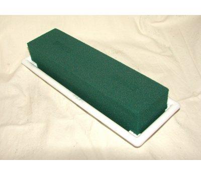 0746 florex table deco miska bílá 25 x 9 x 5 cm
