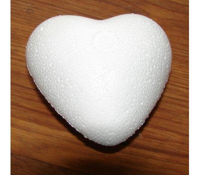 0762 srdíčko polyestyrenové 8 cm