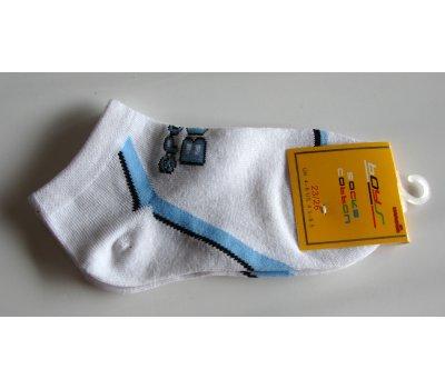 0709-07045 nízké kotníkové ponožky vel.23-26