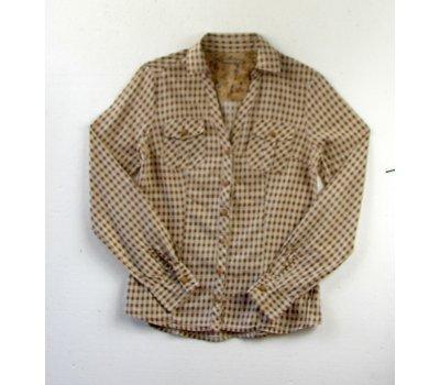 0856 Dívčí košile