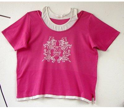1379 Dámské tričko Yessica C&A