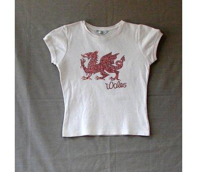 1377 Dívčí tričko New Look
