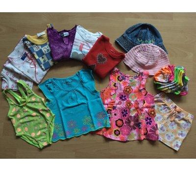 Mix oblečení pro holčičku (2 roky)