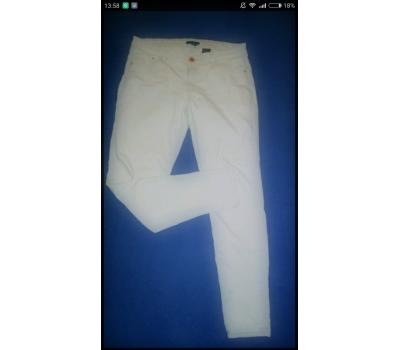 Dámské jeans bílé H&M