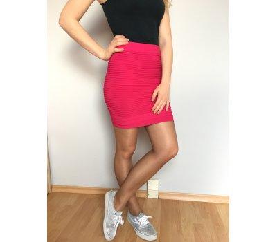 Elastická sukně / top bez ramínek