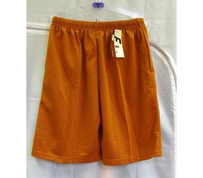 Chlapecké šortky 1235 hnědé