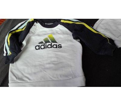 Chlapecká mikina Adidas