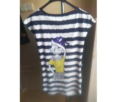 Dívčí šaty682